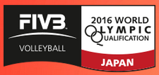 FIVB Olimpic Qualification Japan 2016